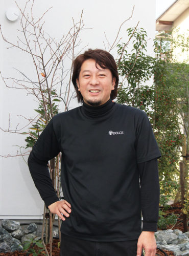 熊本市の美容室ドルチェ 取締役 小田 正巳