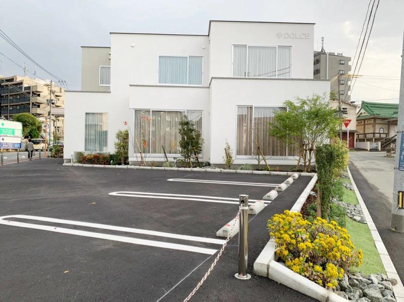 熊本市の美容室 ドルチェ 移転オープン 駐車場