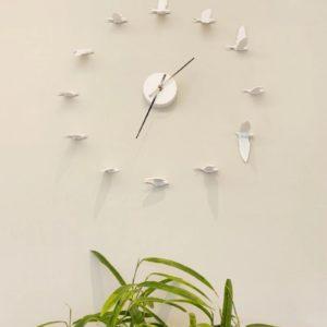 熊本市の美容室 ドルチェ 移転オープン 開店祝い 時計