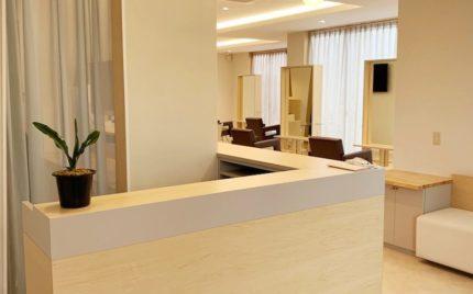 熊本市の美容室 ドルチェ 移転オープン 受付
