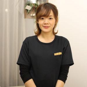 熊本市の美容室ドルチェ 主任 児玉 春香