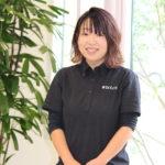 熊本市の美容室ドルチェ 店長 園田 貴子