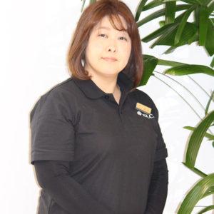 熊本市の美容室ドルチェ 副店長 住吉 敏美